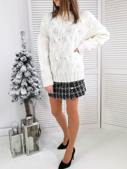 Sweter Bianca kremowy