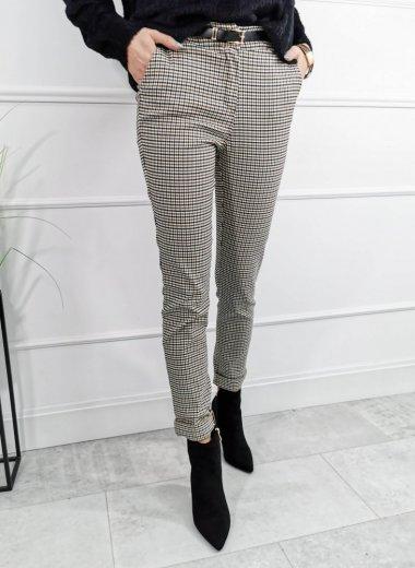 Spodnie kratka Enna brąz