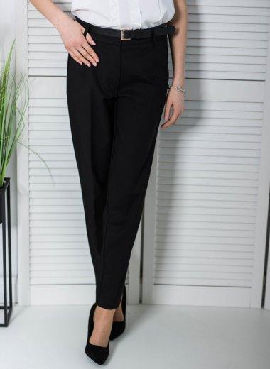 Spodnie czarne eleganckie Elvas