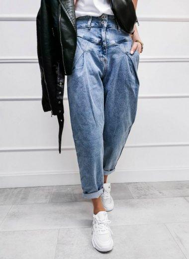 Spodnie Balloon jeans