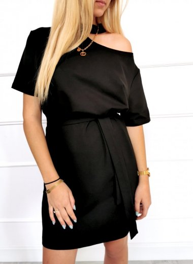 Sukienka - Tunika Jessi czarna