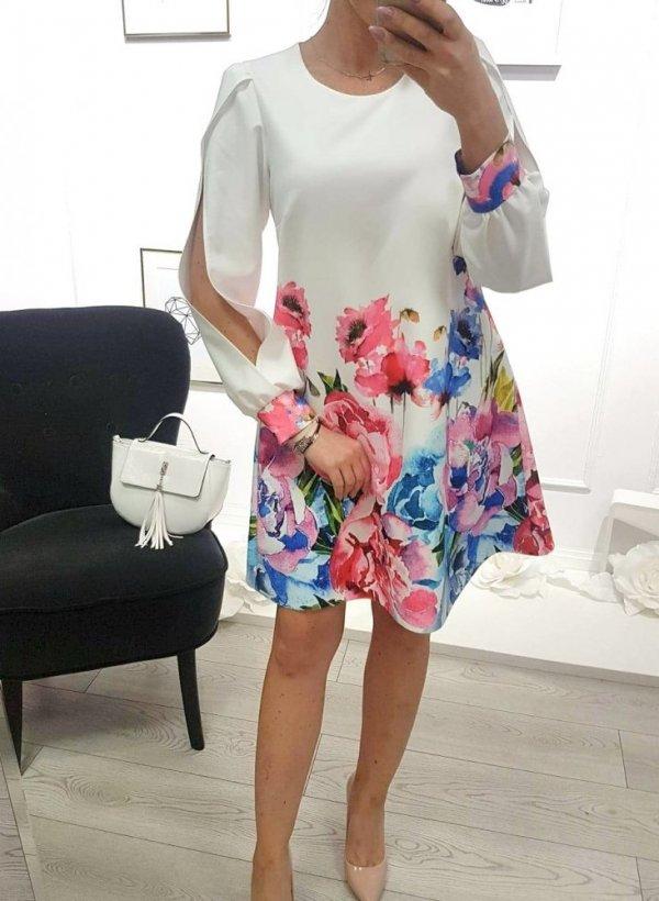 Sukienka w kwiaty Josephine