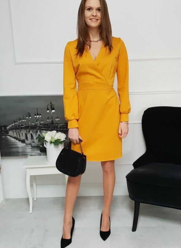 Sukienka Midorii Yellow