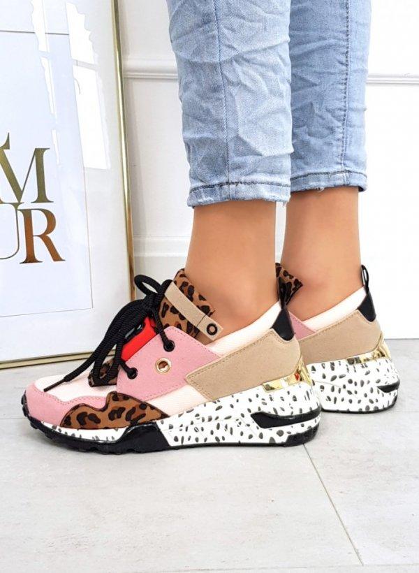 Sportowe buty SHOCK pink