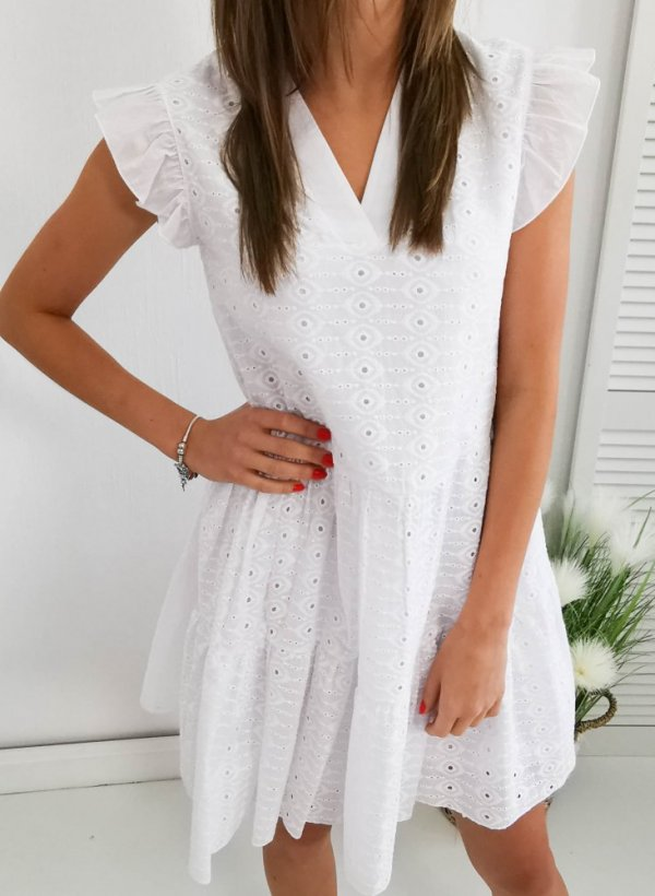 Sukienka Sofia biała