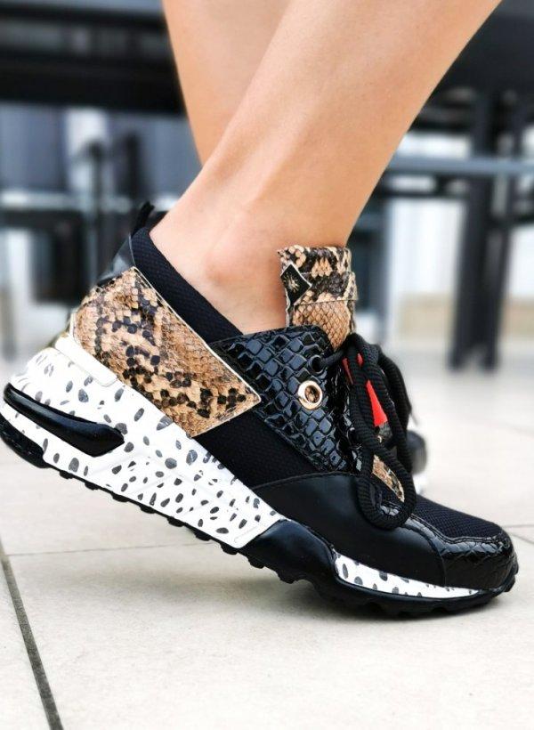 Sportowe buty SHOCK black
