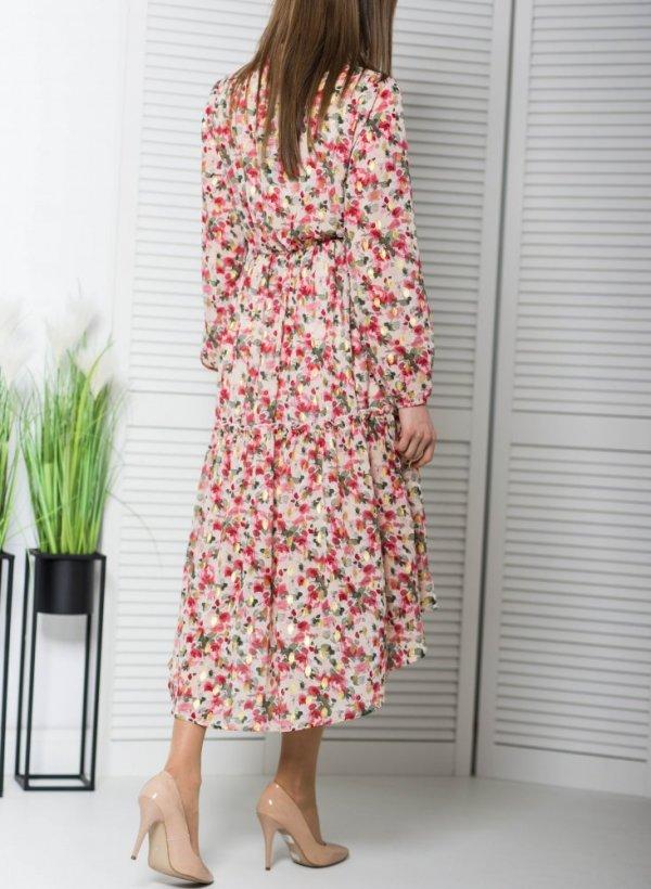 Sukienka w kwiatki Vesta