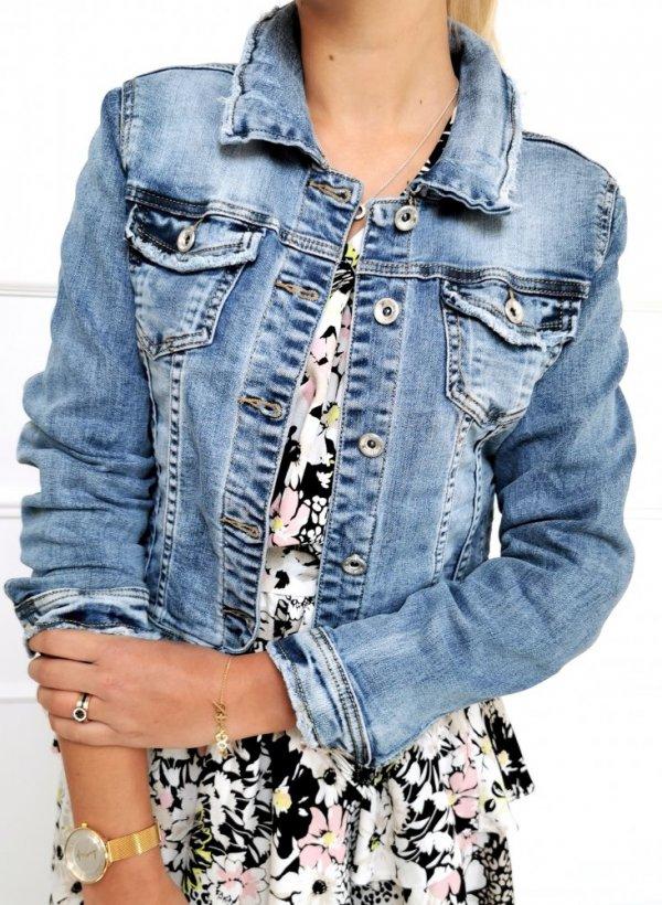 Katana jeansowa Bonn