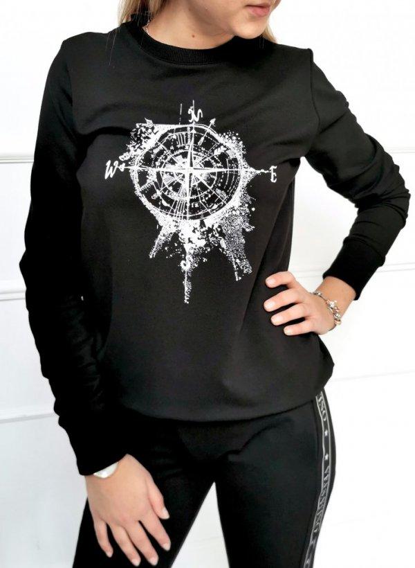 Bluza Worldwide black
