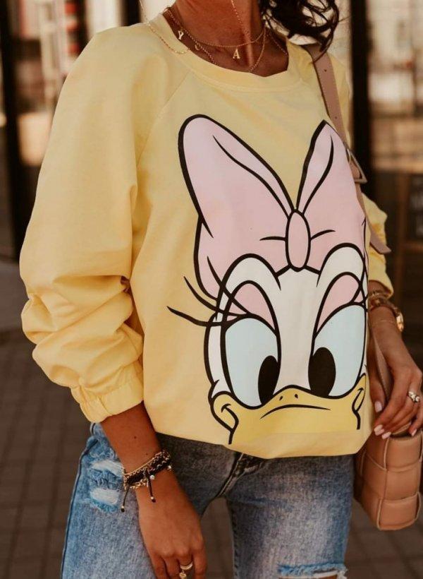 Bluza Daisy yellow