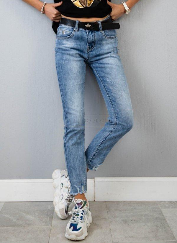 Spodnie jeansowe Simply blue