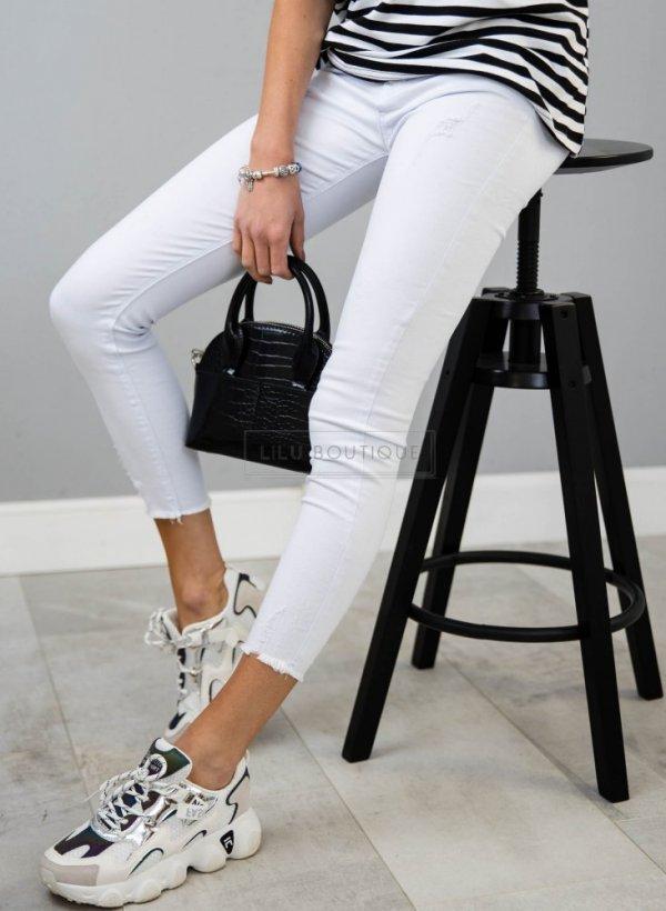 Spodnie arctic white Vera
