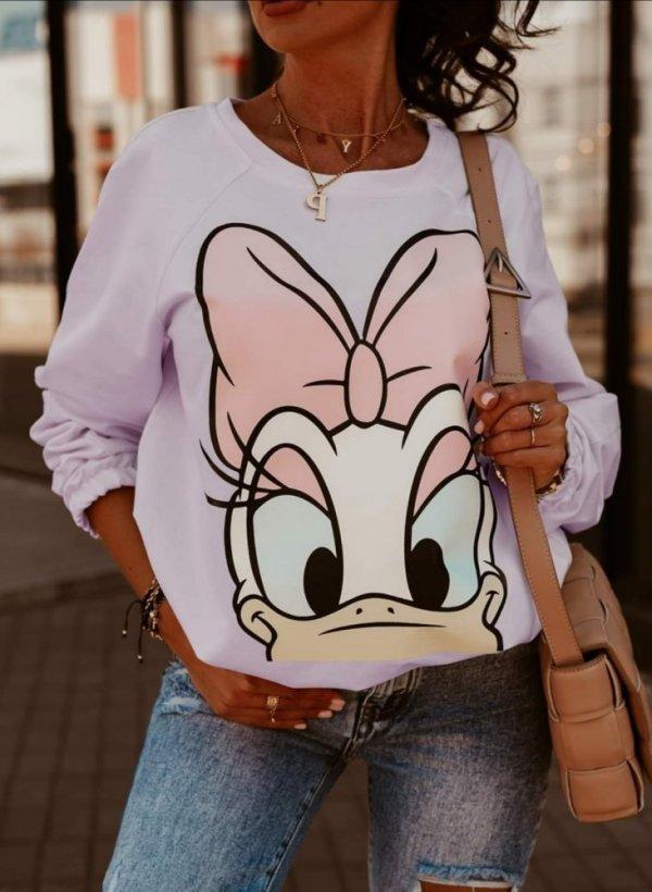 Bluza Daisy lila