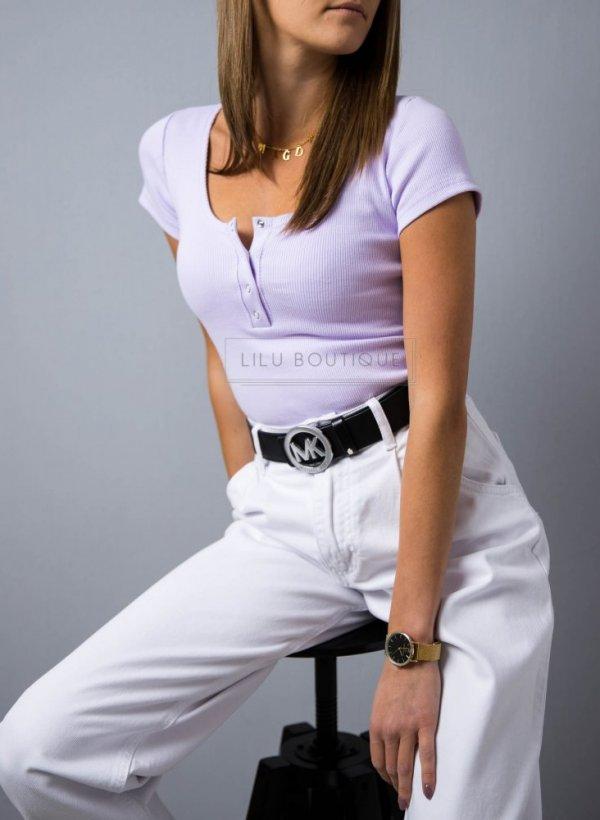 Bluzka Dolly lila