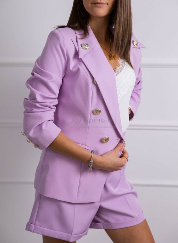 Marynarka/żakiet Imany violet