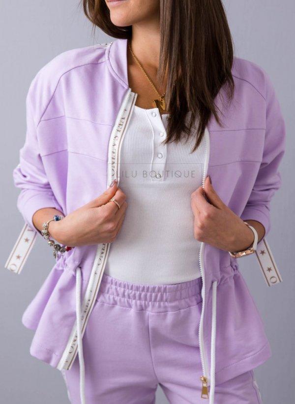 Bluza Velsatino violet