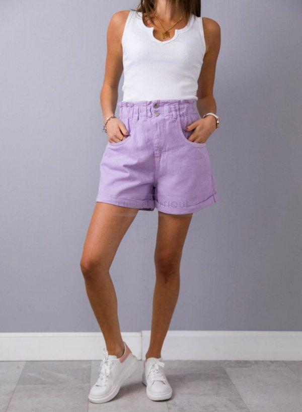 Spodenki/szorty HD violet