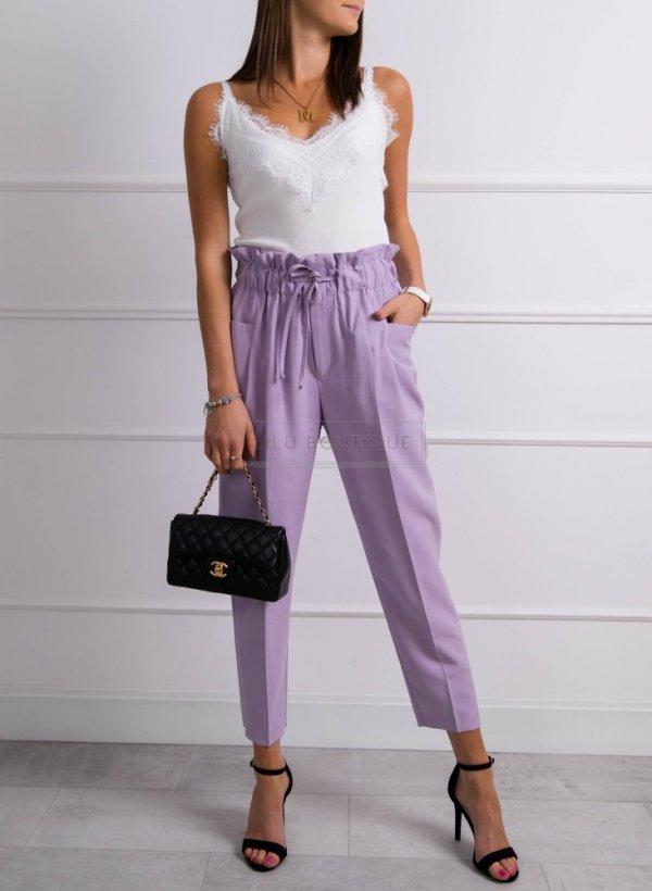 Spodnie Polly lawender