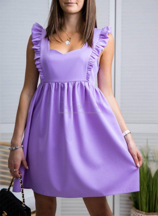 Sukienka Passion violet