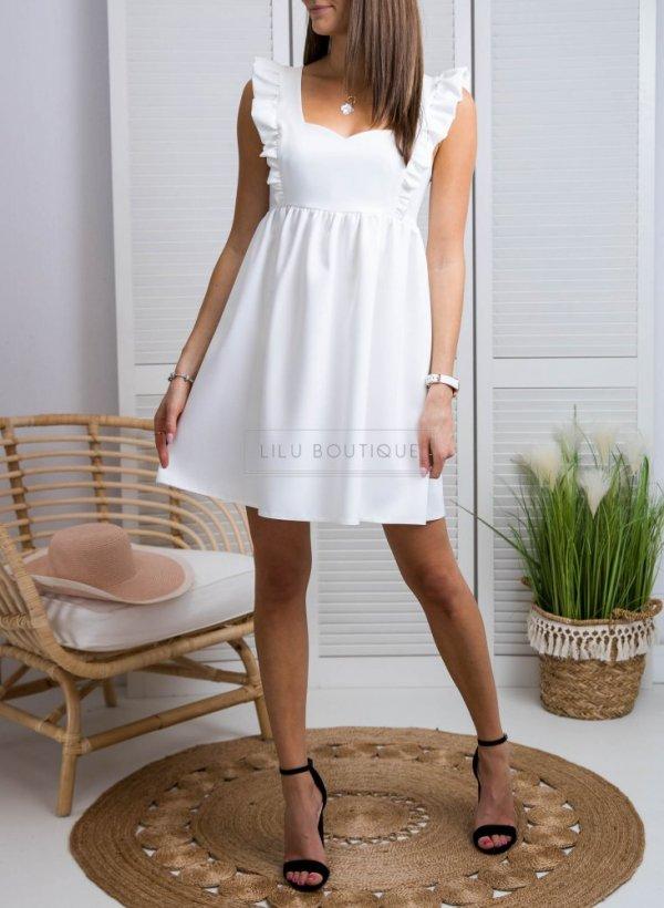 Sukienka Passion krem