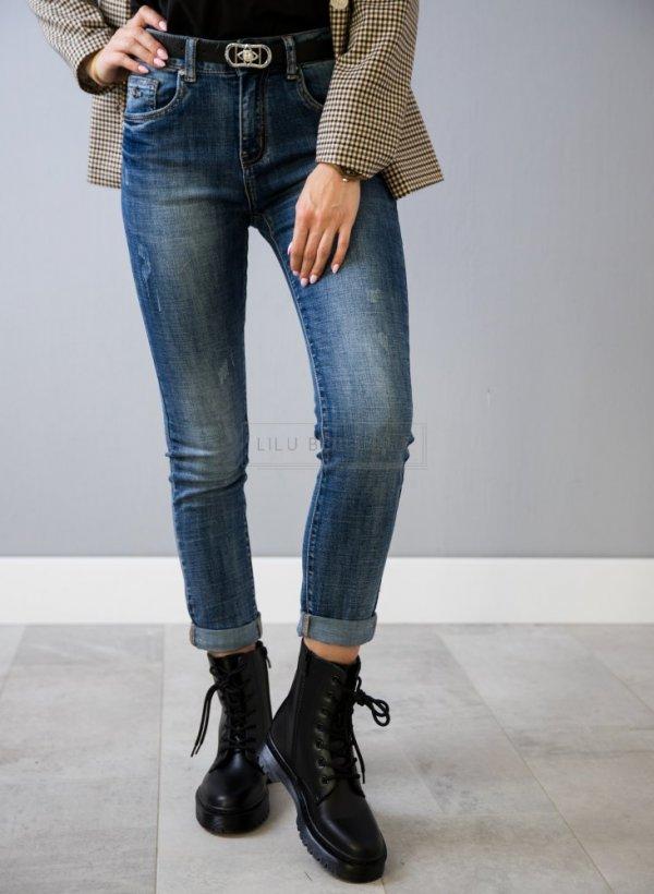 Spodnie jeansowe Vista blue