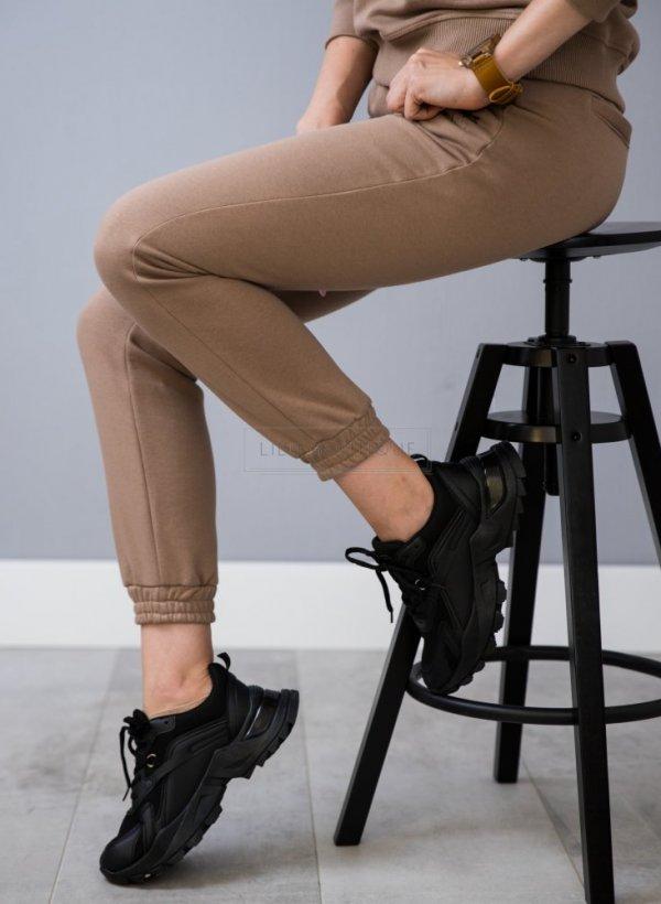 Spodnie LMD mocca