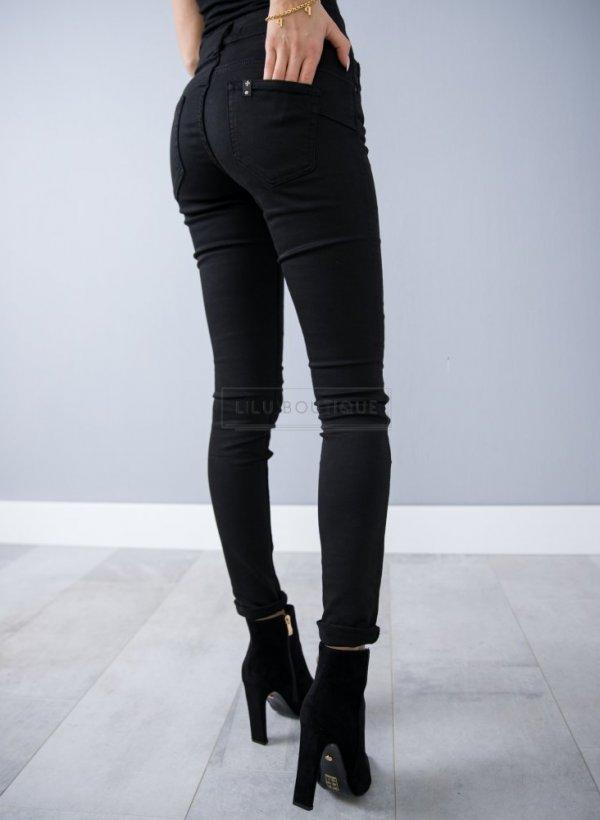 Spodnie Casidy czarne