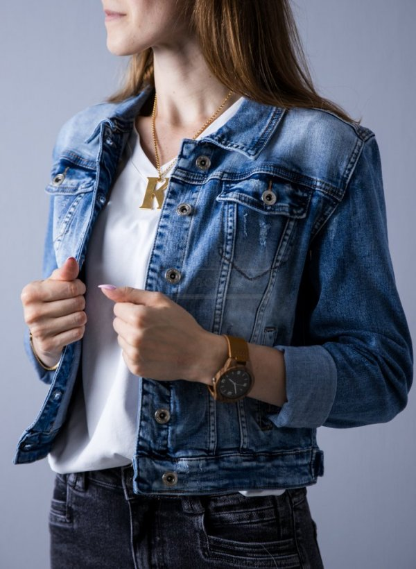 Katana jeansowa Modnique
