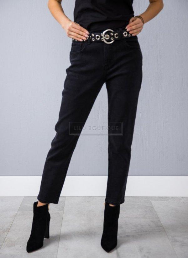 Spodnie Bonappetit czarne