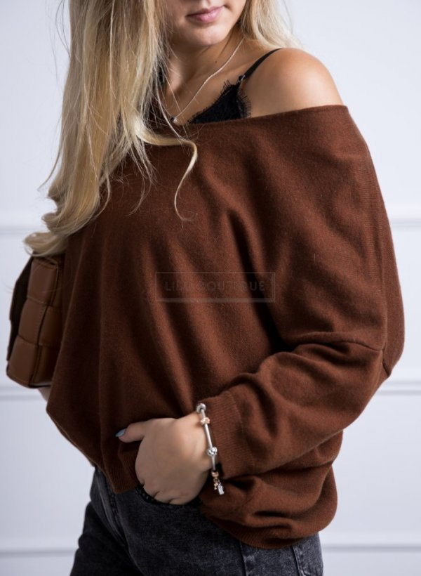 Sweter Meaux rudy