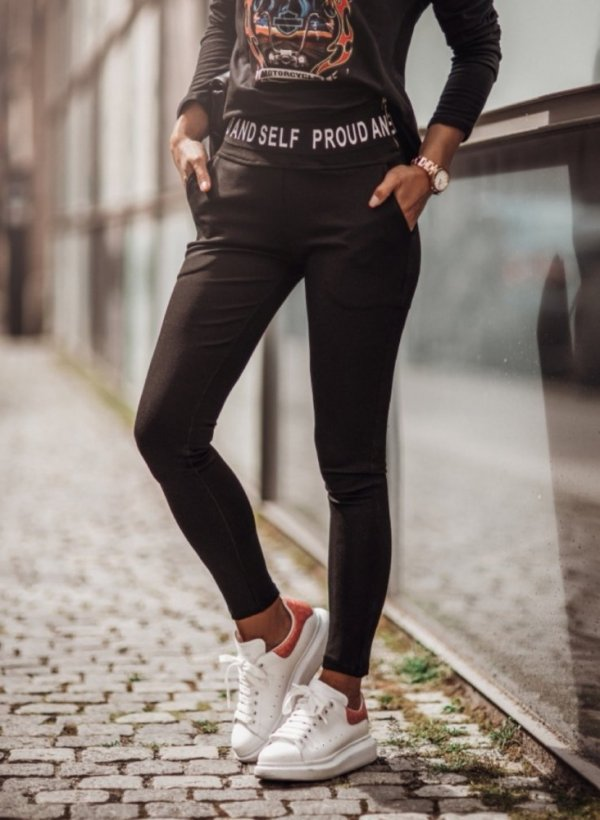 Spodnie-leginsy Self Proud