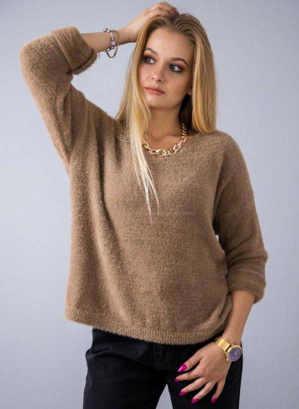 Sweter Qualita beige