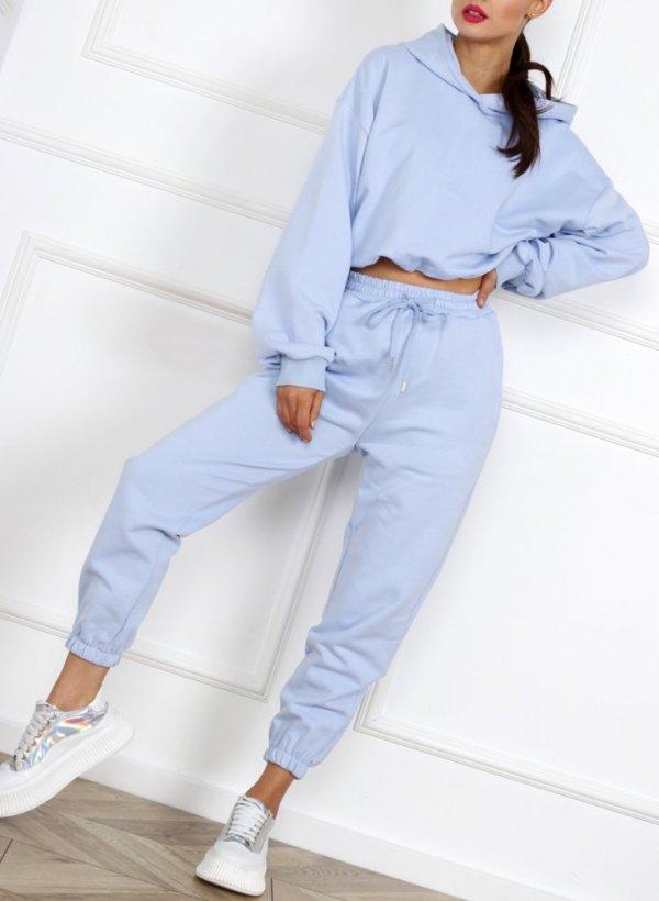 Spodnie dresowe Fresnes II blue