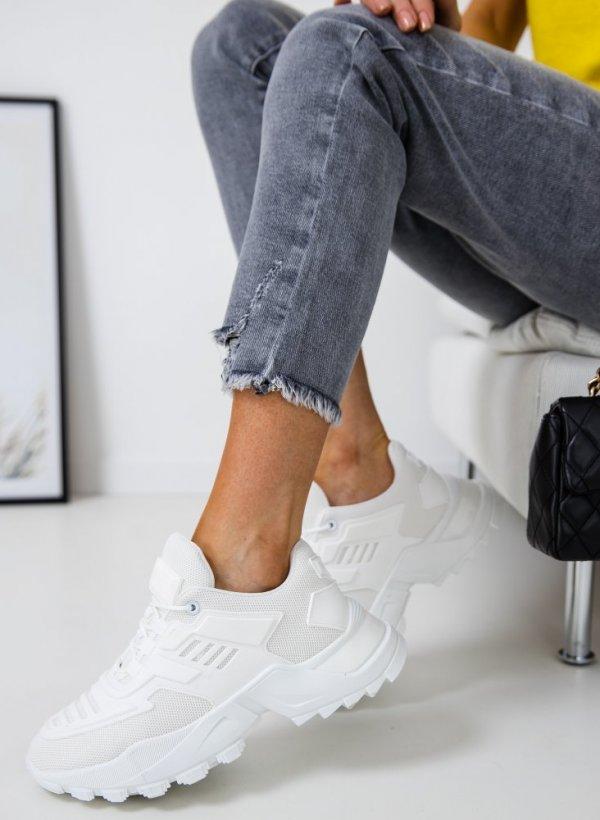 Sportowe buty Zagg białe