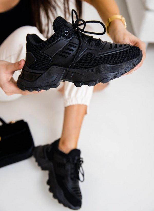Sportowe buty Zagg czarne