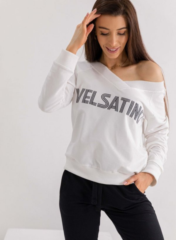 Bluza Velsatino cream