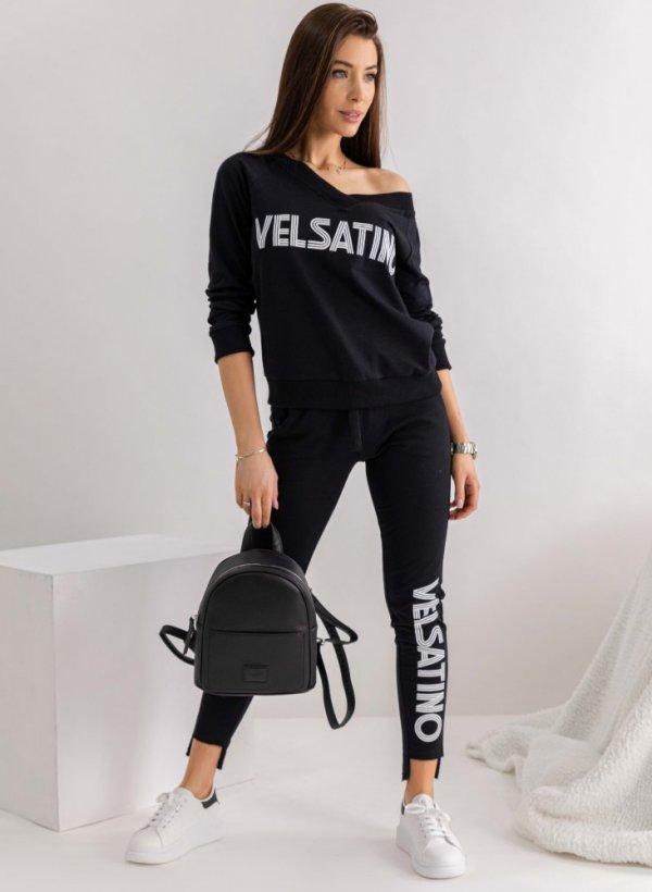 Bluza Velsatino black