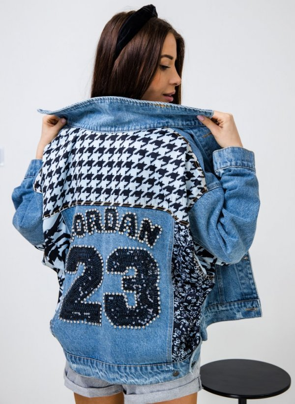 Katana jeansowa Jordan blue