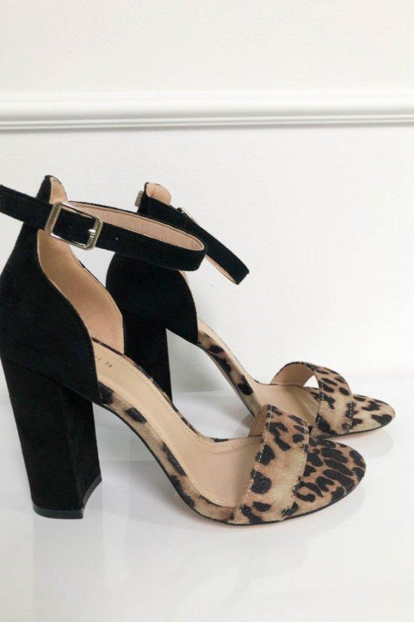 Sandały Leopard