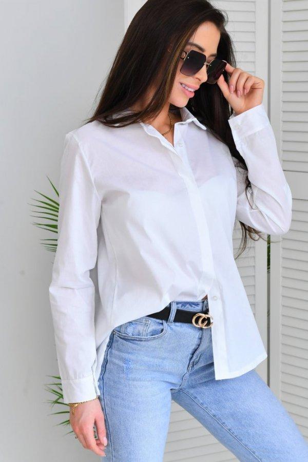 Koszula Agen biała